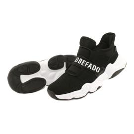 Befado cipele za mlade 516Q066 crno 3