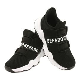 Befado cipele za mlade 516Q066 crno 4