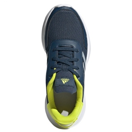 Adidas Tensaur Run K Jr FY7286 cipele plava 4