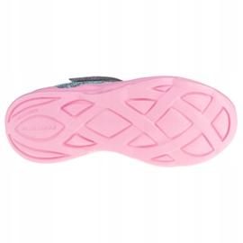 Skechers Twisty Brights W 302301L-GYPK Cipele ružičasta siva 3