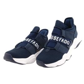 Befado dječje cipele 516Y065 mornarsko plava 2