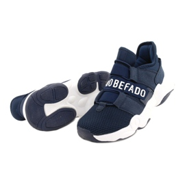 Befado dječje cipele 516Y065 mornarsko plava 3