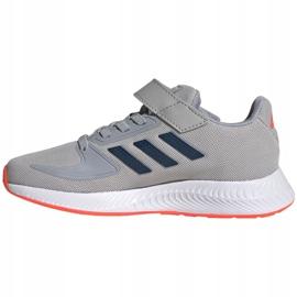 Cipele adidas Runfalcon 2.0 Jr FZ0115 siva 1