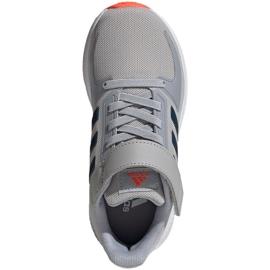 Cipele adidas Runfalcon 2.0 Jr FZ0115 siva 2