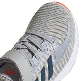 Cipele adidas Runfalcon 2.0 Jr FZ0115 siva 3