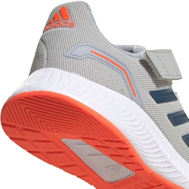 Cipele adidas Runfalcon 2.0 Jr FZ0115 siva 4