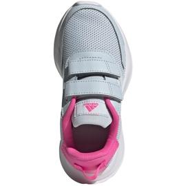Adidas Tensaur Run C Jr FY9197 cipele crvena 1