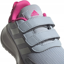 Adidas Tensaur Run C Jr FY9197 cipele crvena 4