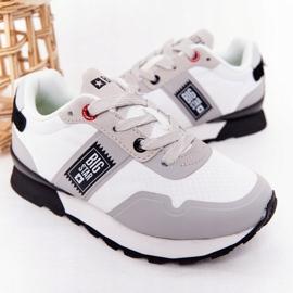Dječje sportske cipele Memorijska pjena Big Star HH374168 Bijela 4
