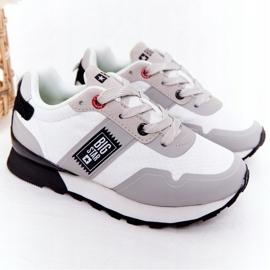 Dječje sportske cipele Memorijska pjena Big Star HH374168 Bijela 2