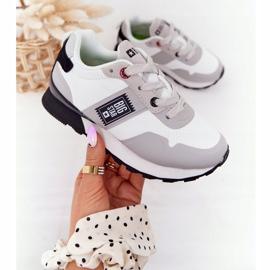 Dječje sportske cipele Memorijska pjena Big Star HH374168 Bijela 3