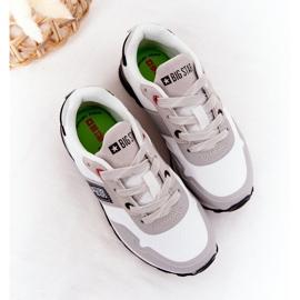 Dječje sportske cipele Memorijska pjena Big Star HH374168 Bijela 1