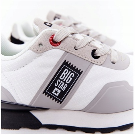 Dječje sportske cipele Memorijska pjena Big Star HH374168 Bijela 5