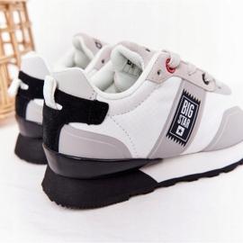 Dječje sportske cipele Memorijska pjena Big Star HH374168 Bijela 6