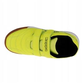 Cipele Kappa Kickoff K 260509K-4011 mornarsko plava žuta boja 2