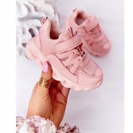 Dječje tenisice s osvijetljenim potplatom i ružičastom bojom Tako cool! ružičasta 2