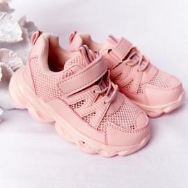 Dječje tenisice s osvijetljenim potplatom i ružičastom bojom Tako cool! ružičasta 1