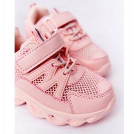 Dječje tenisice s osvijetljenim potplatom i ružičastom bojom Tako cool! ružičasta 3