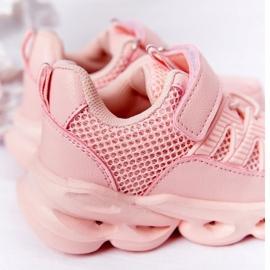 Dječje tenisice s osvijetljenim potplatom i ružičastom bojom Tako cool! ružičasta 4