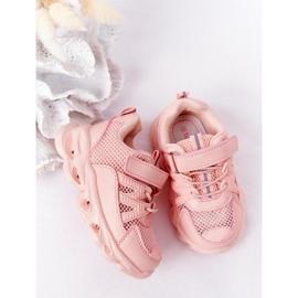 Dječje tenisice s osvijetljenim potplatom i ružičastom bojom Tako cool! ružičasta 5