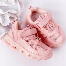Dječje tenisice s osvijetljenim potplatom i ružičastom bojom Tako cool! ružičasta 6