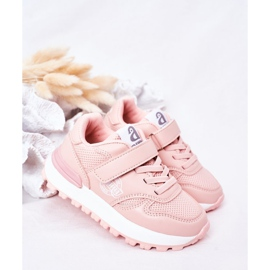 Apawwa Dječje sportske cipele Tenisice Pink Skatepark ružičasta 3