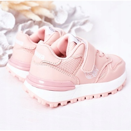 Apawwa Dječje sportske cipele Tenisice Pink Skatepark ružičasta 1