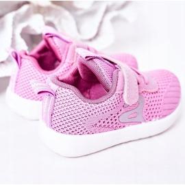 Apawwa Dječje sportske cipele tamno ružičaste boje Little Sportsman ružičasta 3