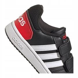 Adidas Hoops 2.0 C Jr FY9442 cipele crno 2