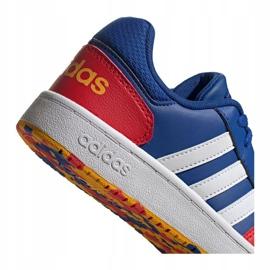 Adidas Hoops 2.0 Jr FY7016 cipele mornarsko plava plava 2