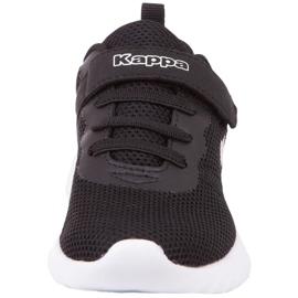 Kappa Ces K Jr 260798K 1110 cipele bijela crno 4