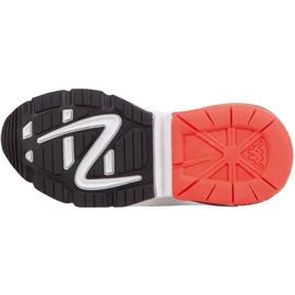Kappa Yero dječje cipele crno-sivo-koraljni 260891K 1129 crvena siva 3