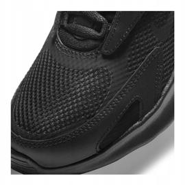 Cipele Nike Air Max Bolt Jr CW1626-001 crno crvena 2