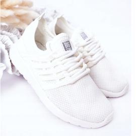 Dječje sportske cipele Tenisice Big Star HH374215 Bijele bijela 2