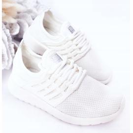 Dječje sportske cipele Tenisice Big Star HH374215 Bijele bijela 4