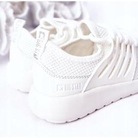 Dječje sportske cipele Tenisice Big Star HH374215 Bijele bijela 1