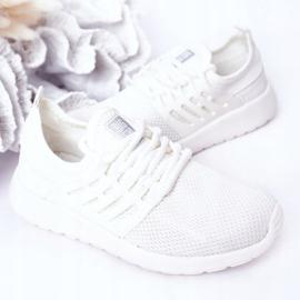 Dječje sportske cipele Tenisice Big Star HH374215 Bijele bijela 5