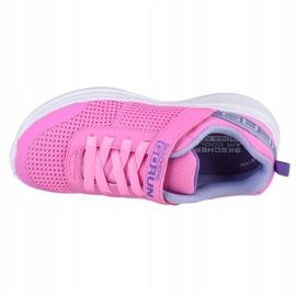 Skechers Go Run Fast-Viva Valor Jr 85401L-PKLV plava ružičasta 2