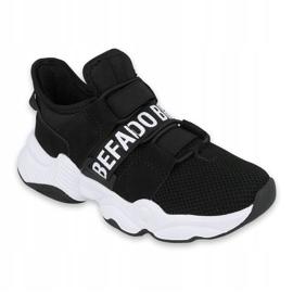 Befado cipele za mlade 516Q066 crno 1
