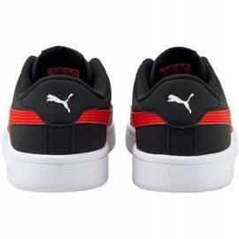 Puma Smash v2 Buck Jr 365182 26 cipele crno 4