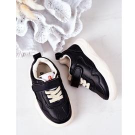 Apawwa Dječje sportske cipele Tenisice Black Runner crno 3