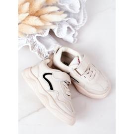 Apawwa Dječje sportske cipele Tenisice Bež Runner 2