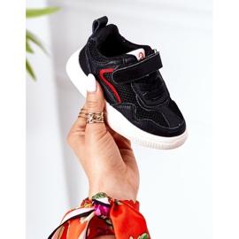 Apawwa Dječje sportske cipele Tenisice Black Fun crno 1