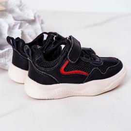 Apawwa Dječje sportske cipele Tenisice Black Fun crno 2