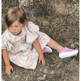 Apawwa Dječje sportske cipele tamno ružičaste boje Little Sportsman ružičasta 8