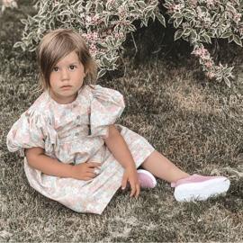 Apawwa Dječje sportske cipele tamno ružičaste boje Little Sportsman ružičasta 9