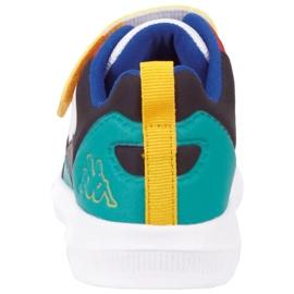 Cipele Kappa Durban Pr K 260894PRK 1017 bijela plava 5