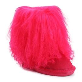 BearPaw Cipele Bear Paw Boo Toddler Jr 1854T ružičasta 3