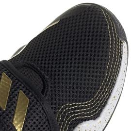 Cipele adidas Deep Threat Primeblue C Jr GZ0111 bijela crno 6
