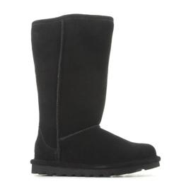 BearPaw Elle Tall Jr 1963W-011 Crne cipele crno mornarsko plava 1
